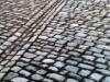 Réalisation d'une cour en pavés